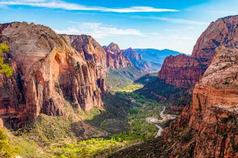 From Las Vegas: VIP Small-Group Zion National Park Adventure