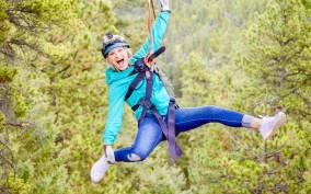 Denver: 6-Zipline Rocky Mountains Adventure Tour
