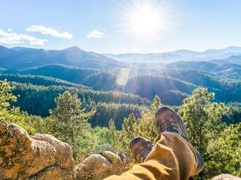Ab Denver: Tour zu den Rocky Mountains