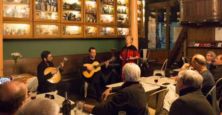 Porto: Fado Show, Musician Meet-and-Greet, and Port Wine