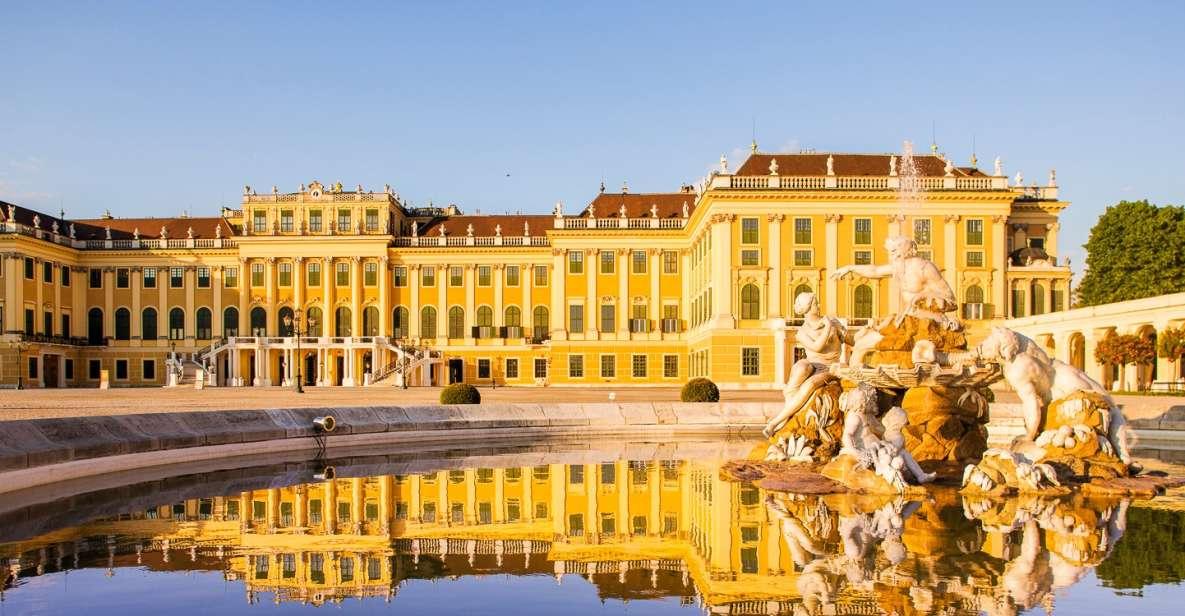 Viena: Tour Palácio e Jardins de Schönbrunn Sem Fila