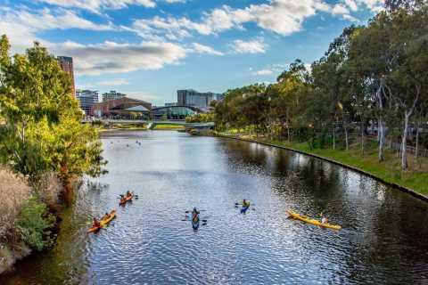 Adelaide: City Kayaking Experience