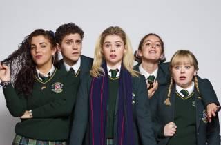 Belfast: Derry Girls Drehort Coach Tour
