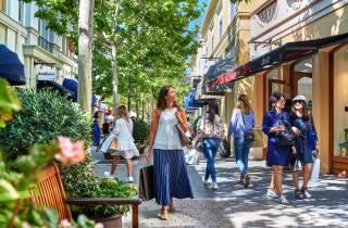 Las Rozas Village Silver Shopping-Erlebnis & 50 € Geschenkkarte