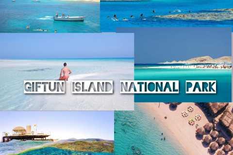 Hurghada: snorkelen bij Giftun-eiland, met lunch