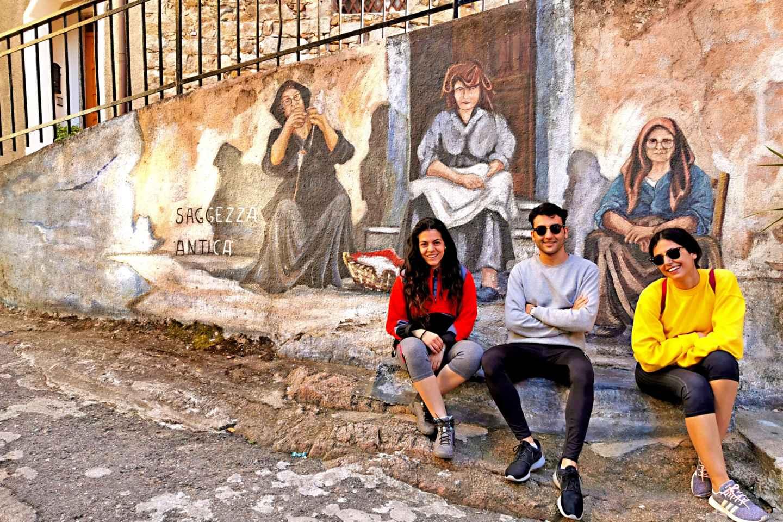 Sardinien: Orgosolo Tour und Kulturerlebnis mit Mittagessen