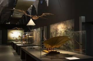 Mailand: Eintritt in das Leonardo-da-Vinci-Museum für Wissenschaft und Technologie