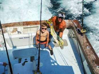 Äußere Banken: Ganztägige Offshore-Sportfischerei-Charta