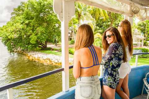 Fort Lauderdale: Jungle Queen Sightseeing Cruise