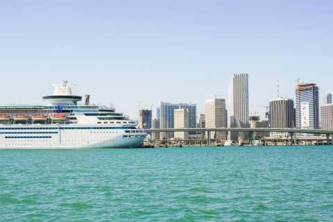 Miami: MIA - Port Everglades or FLL - Port of Miami Transfer