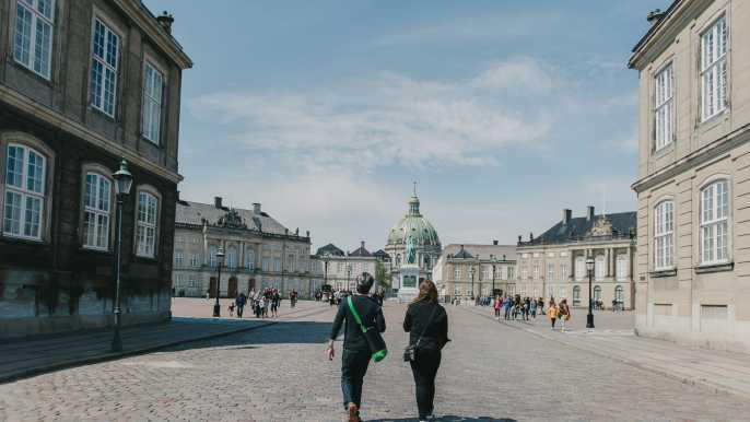 Central Copenhagen: 2-Hour Small Group Walking Tour