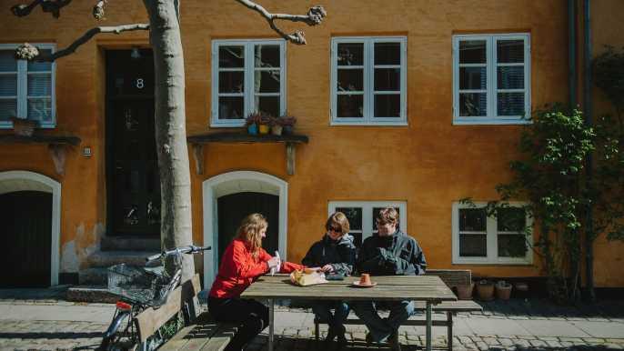 Copenhague: tour cultural de higiene y felicidad para grupos pequeños