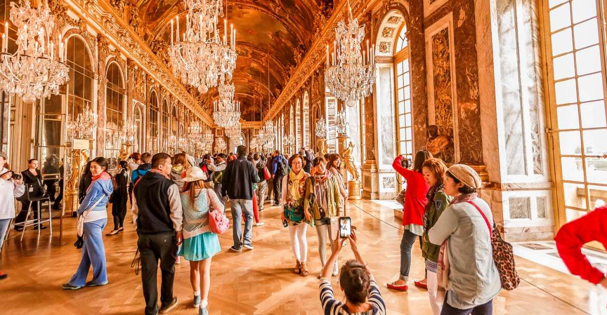 Versailles Palace: Skip-the-Line Guided Tour