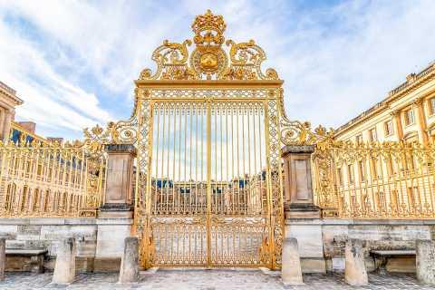 Versalhes: excursão guiada sem filas pelo Palácio de Versalhes