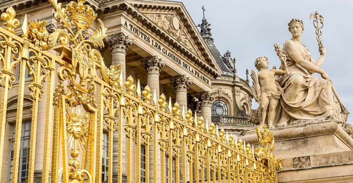 Palácio de Versalhes: Excursão Guiada Sem Fila