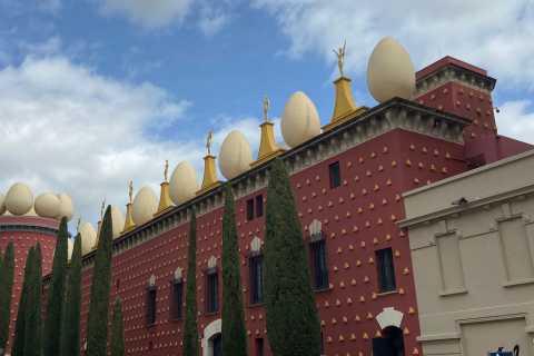 Figueres: visita guiada al Teatro-Museo Dalí