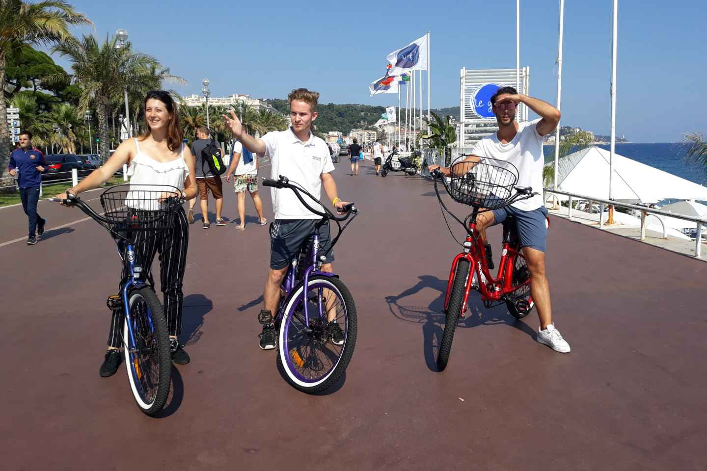 Nizza: E-Bike City Highlights Tour