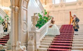 St. Petersburg: Yusupov Palace In-App Audio Tour with Ticket