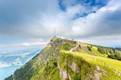 Mount Rigi, Queen of the Mountains: Cogwheel Train Ticket