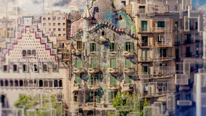 Barcelona: Casa Batlló 10D Experience
