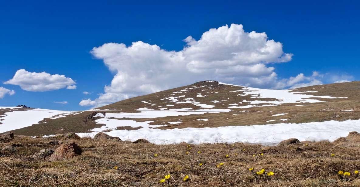Denver/Boulder: Rocky Mountain National Park Tour
