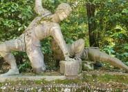 Florenz, Italien: Italienisch lernen in den Boboli-Gärten