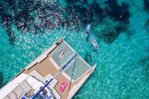 St Paul's Bay: Blue Lagoon, Beaches & Bays Trip by Catamaran