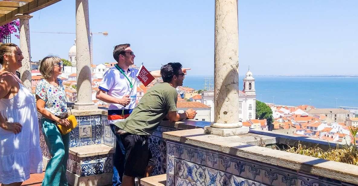Lissabon: Geführter Rundgang durch Alfama und die Kathedrale