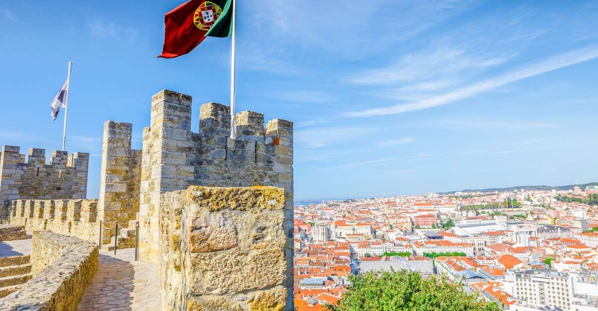 Lisbon: Alfama and Lisbon Cathedral Guided Walking Tour