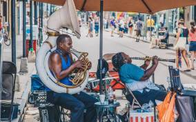 New Orleans: Evening Jazz Discovery Tour With a Local Guide