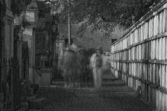 Nova Orleans: cemitério assombrado de 2 horas e passeio noturno pela cidade