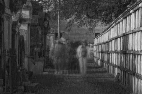 New Orleans: 2-Hour Haunted Cemetery and City Tour at Night