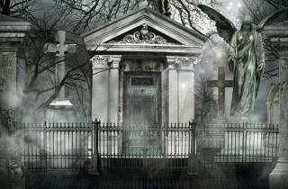 New Orleans: Geisterfriedhof-Tour & Stadtrundfahrt bei Nacht