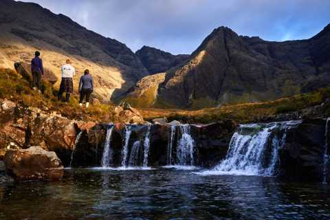 From Inverness: Isle of Skye Scenery Tour with Fairy Pools