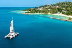 Montego Bay: Cruzeiro De Catamarã Reggae Com Mergulho Livre