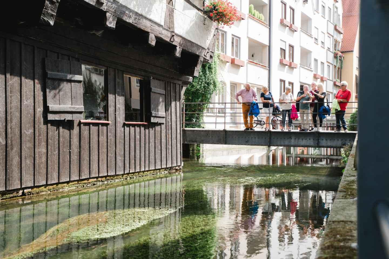 Ulm: Stadtrundgang mit Münsterbesuch