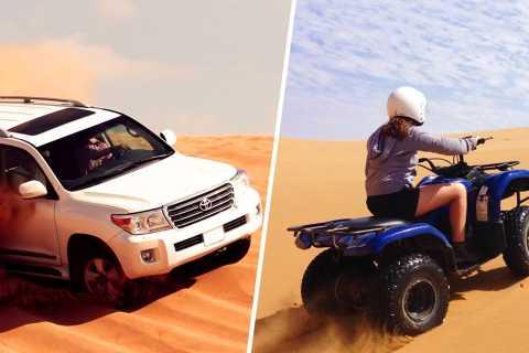 Dubai: safari in quad, sand-boarding e giro sul cammello
