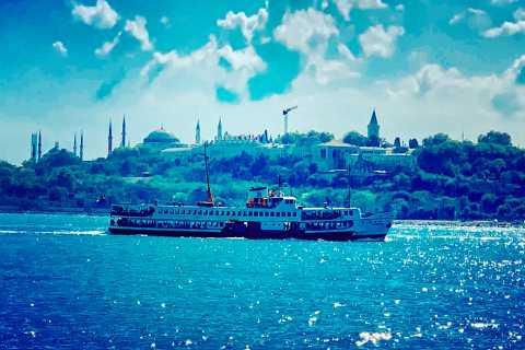Istambul: dois continentes e backstreets