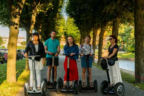 St. Petersburg: 2-Hour Segway Tour
