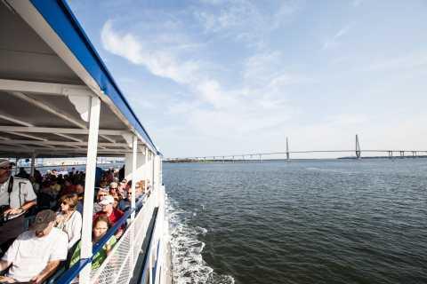 Charleston Harbor: Narrated Harbor Sightseeing Cruise