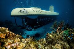 Cozumel: Expedição no Submarino Atlantis