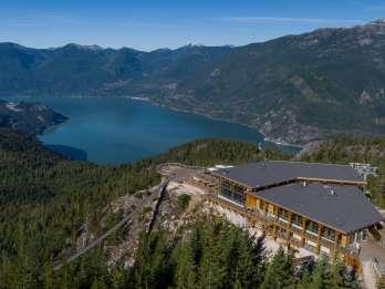 Ab Vancouver: Tagesausflug zur Küste von British Columbia