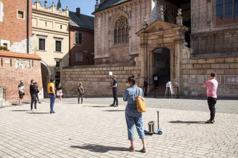 Krakau: Wawel Royal Hill Führung