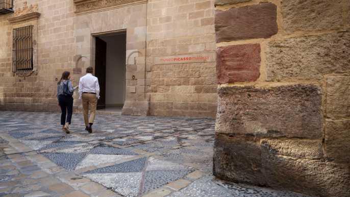 Museo Picasso Málaga: Ticket & Audioguide