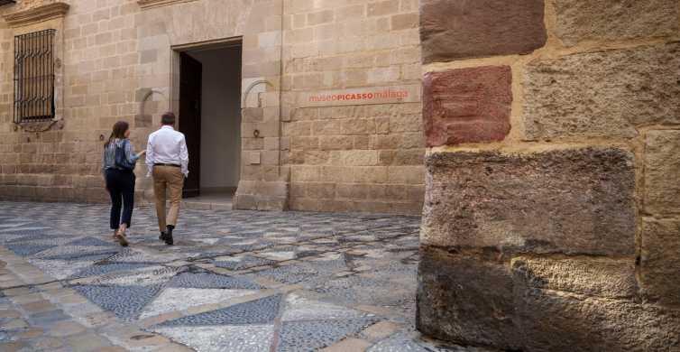 Musée Picasso de Malaga: billet et audio-guide