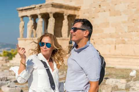 Essential Athens Highlights plus Cape Sounion
