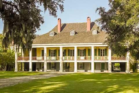 New Orleans: Destrehan Plantation & Swamp Combo