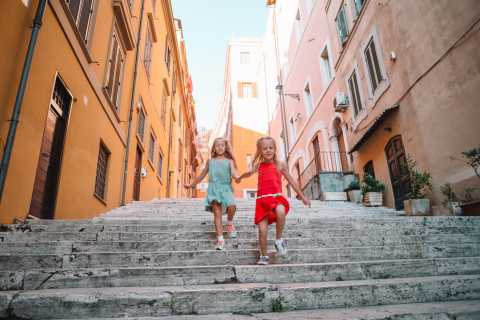 Rome: Fun Family Private Tour