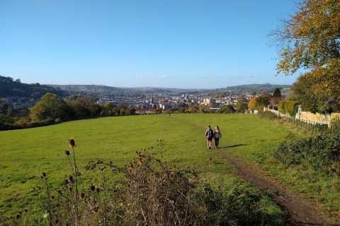 Bath: Walking Tour with Views over Bath