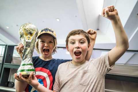 Manchester: Entrada al Museo Nacional de Fútbol